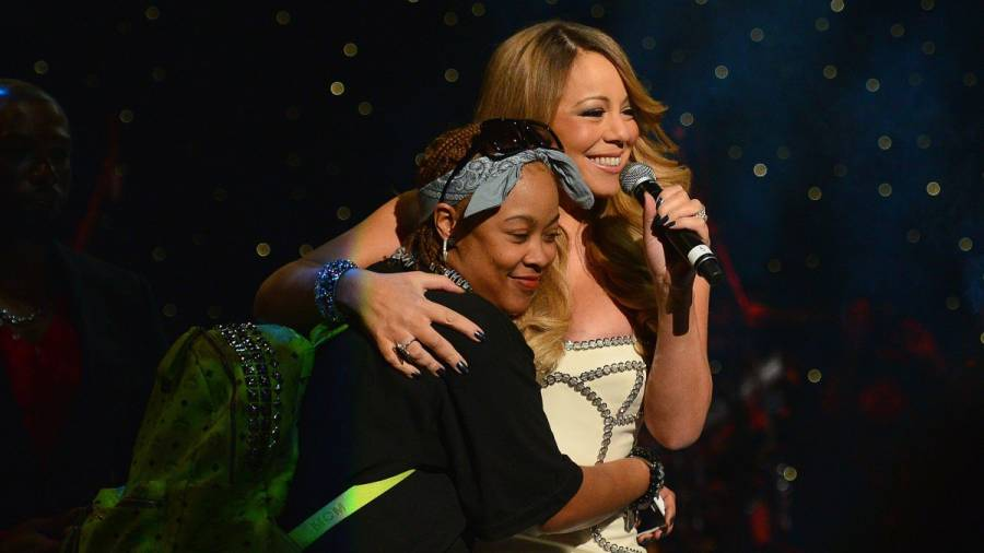 Da Brat Reveals Details Of Eminem & Mariah Carey's Sexual Relationship ... Or Lack Thereof