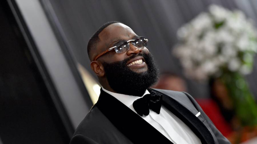 Rick Ross Flies To Colombia For $10K 'Yayo White' Teeth