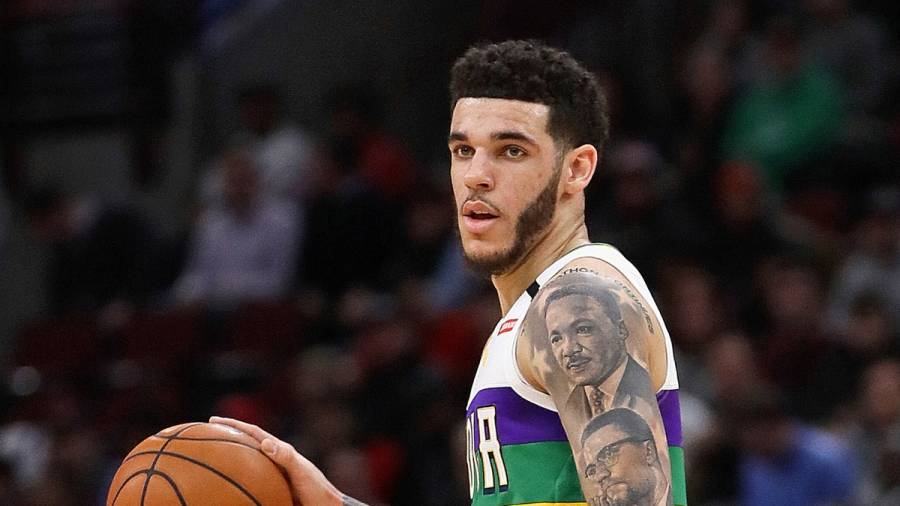 Lonzo Ball Evokes Nipsey Hussle's Toughness Clapping Back At Bleacher Report