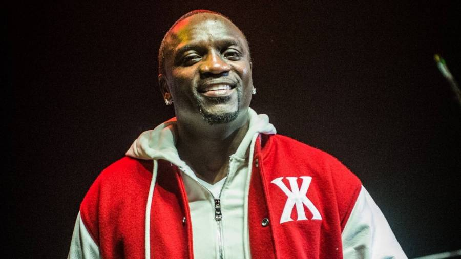 Akon's $6 Billion African City Will Rival The Mythical Kingdom Of Wakanda