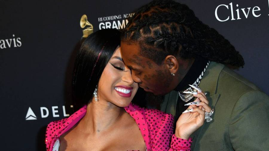 Cardi B Slams Fan Criticizing Her Nipples Then Parties With A Horny Offset In Atlanta