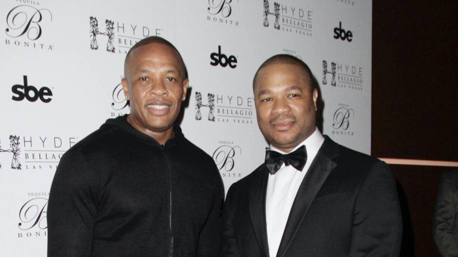 Restless: Dr. Dre & Xzibit Really Want You To Know They're Back In The Studio