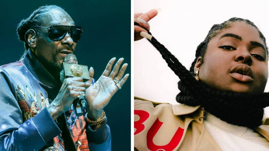 Snoop Dogg & Chika Decide To Make A Country Song Together After He Crashes Her IG Live