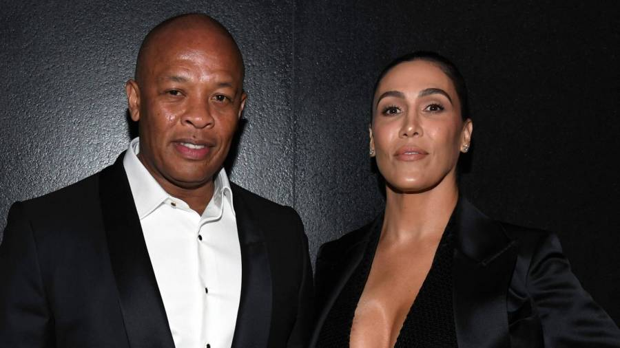 Dr. Dre's Daughter Roasts 'Ugly, Washed Up' 50 Cent For Comments About Her Mother - HipHopDX
