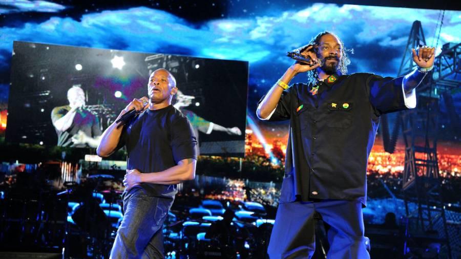 Snoop Dogg, Dr. Dre & The D.O.C. Reunite For Instagram
