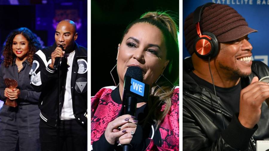 The Breakfast Club, Angie Martinez & Sway Calloway Nominated For 2020 Radio Hall Of Fame