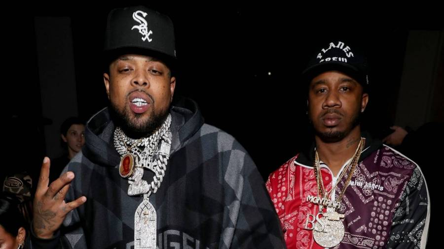 Westside Gunn & Benny The Butcher Mourn DJ Shay's Death
