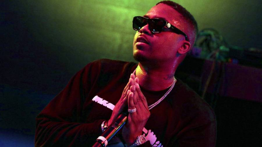 Nas Makes 'Ultra Black' A Real Color