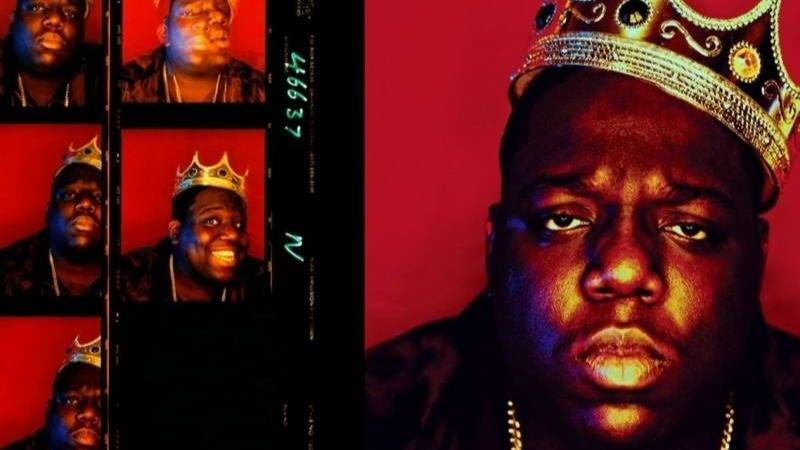 Biggie's Crown & Teenage 2Pac's 'Sweet, Poetic' Love Letters Up For Auction