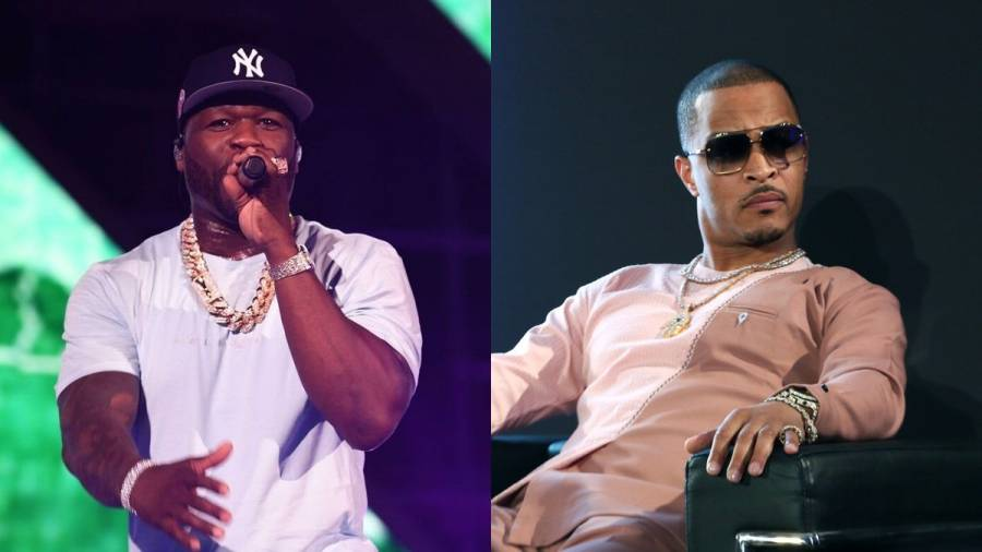50 Cent & T.I. Debate Like They're Doing A Verzuz On Instagram