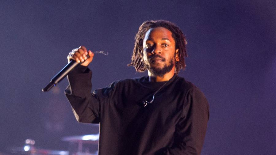 Kendrick Lamar Signs New Publishing Deal With Universal Music Publishing Group