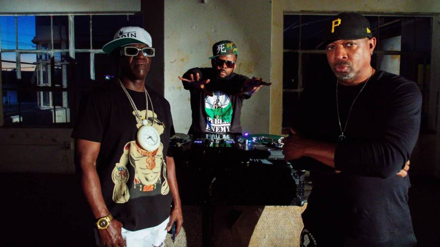 Public Enemy Returns To Def Jam Armed With New Album 'What You Gonna Do When The Grid Goes Down?'
