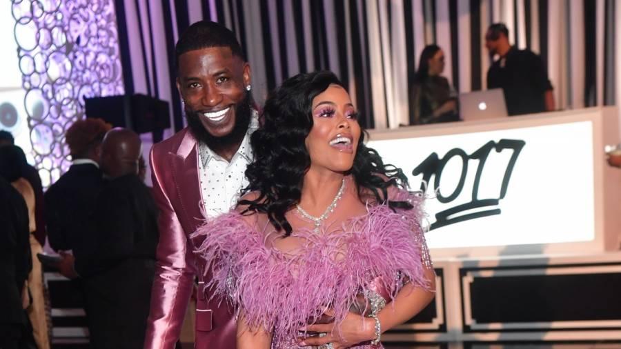 Gucci Mane & Wife Keyshia Ka'oir Expecting 1st Icy Bundle Of Joy Together