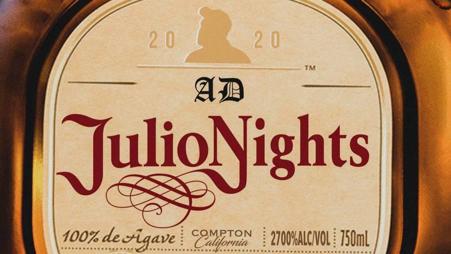 AD Drops 'Julio Nights' Project Co-Starring Wiz Khalifa, O.T. Genasis & SOB x RBE