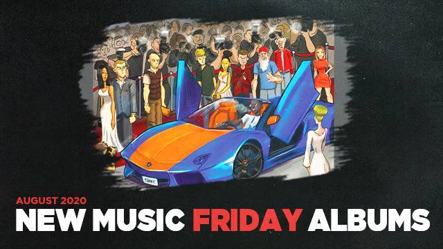 New Music Friday - New Albums From Young Dolph, Boldy James, Dave East & More