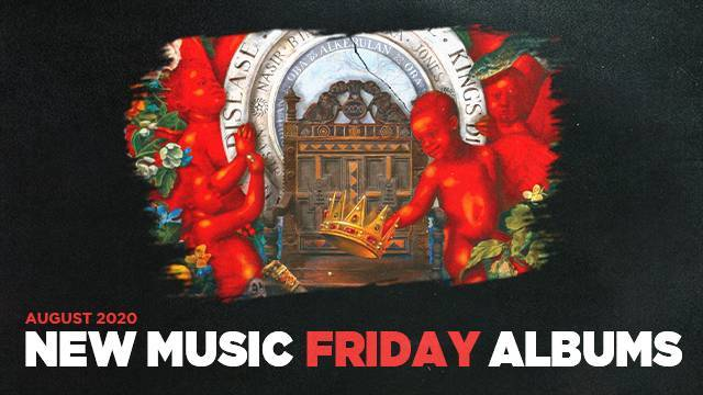 New Music Friday - New Albums From Nas, Mulatto, Vic Mensa & More