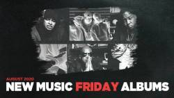 New Music Friday New Albums From Internet Money W Future Gunna Juice Wrld The Lox Jaden Smith More Hiphopdx