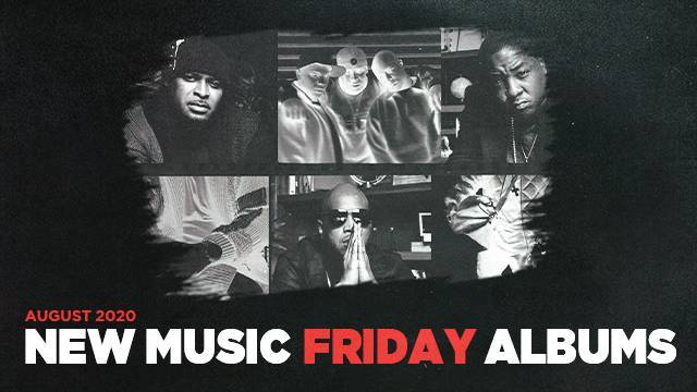 New Music Friday New Albums From Internet Money W Future Gunna Juice Wrld The Lox Jaden Smith More