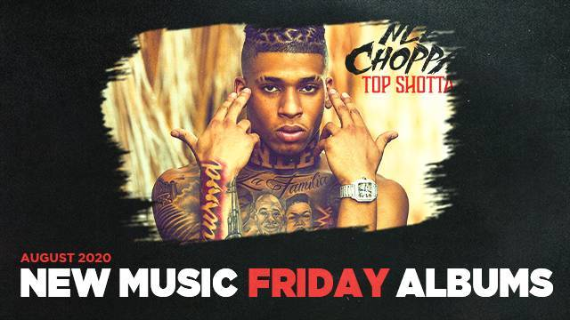 New Music Friday - New Albums From NLE Choppa, Aminé, Lil Keed & More