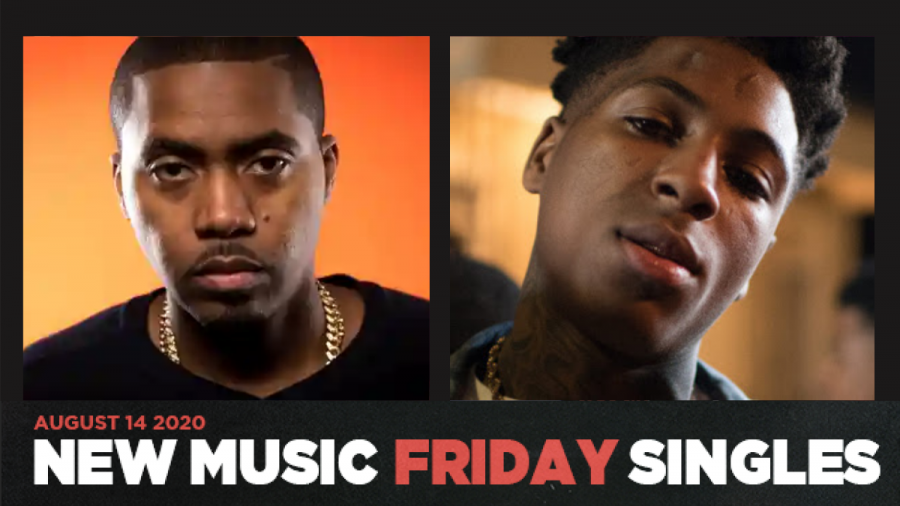 New Music Friday - New Singles From Nas, YoungBoy Never Broke Again, Rick Ross & More
