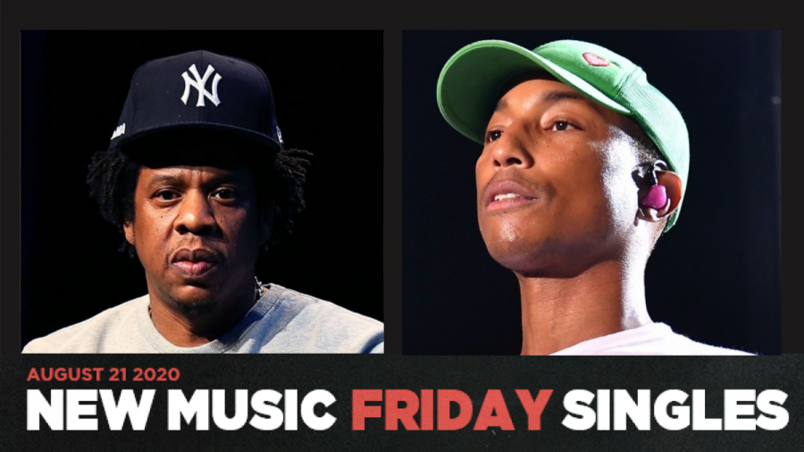New Music Friday -- New Singles From JAY-Z & Pharrell, Fivio Foreign, Chief Keef & Mike WiLL Made-It & More