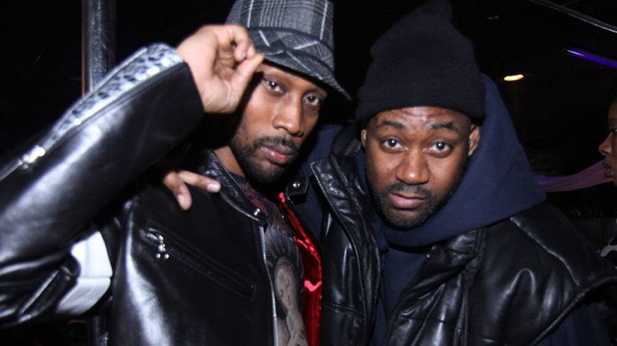 RZA & Ghostface Killah Get Political On' Fight For Equality' Duet