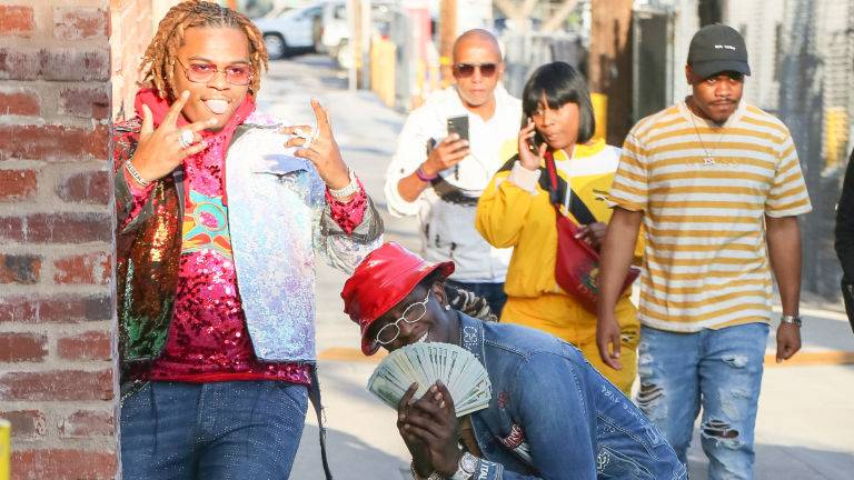 Gunna Gifts Young Thug $100K For His 29th Birthday