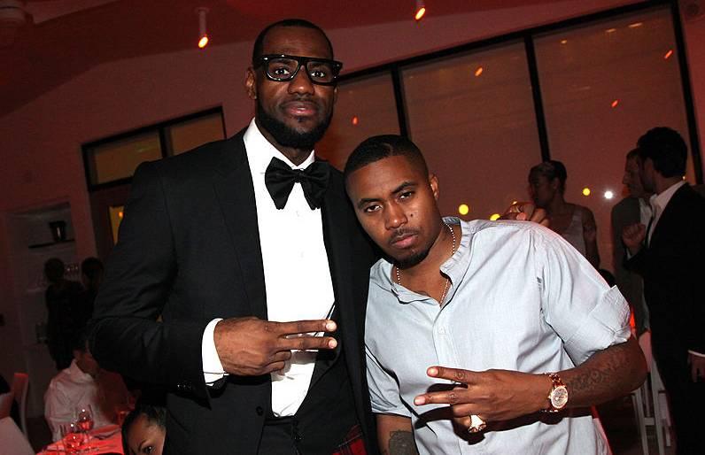 The Real Nastradamus Predicted LeBron James' Career Playoff Low On His 'King's Disease' Album