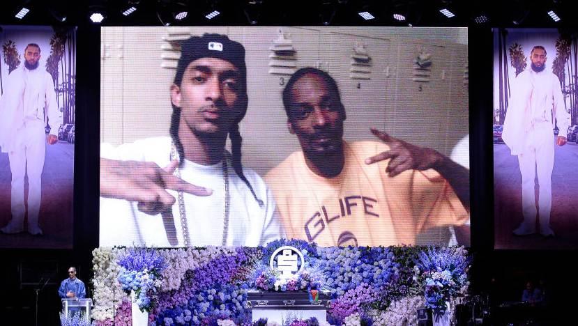 Snoop Dogg Drops Nipsey Hussle Tribute Track & Video 'Nipsey Blue'