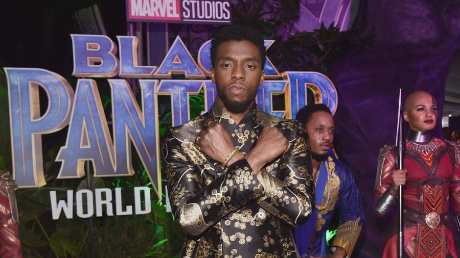 Chadwick Boseman's Death Prompts Streaming Spike Of Kendrick Lamar-Curated 'Black Panther' Soundtrack