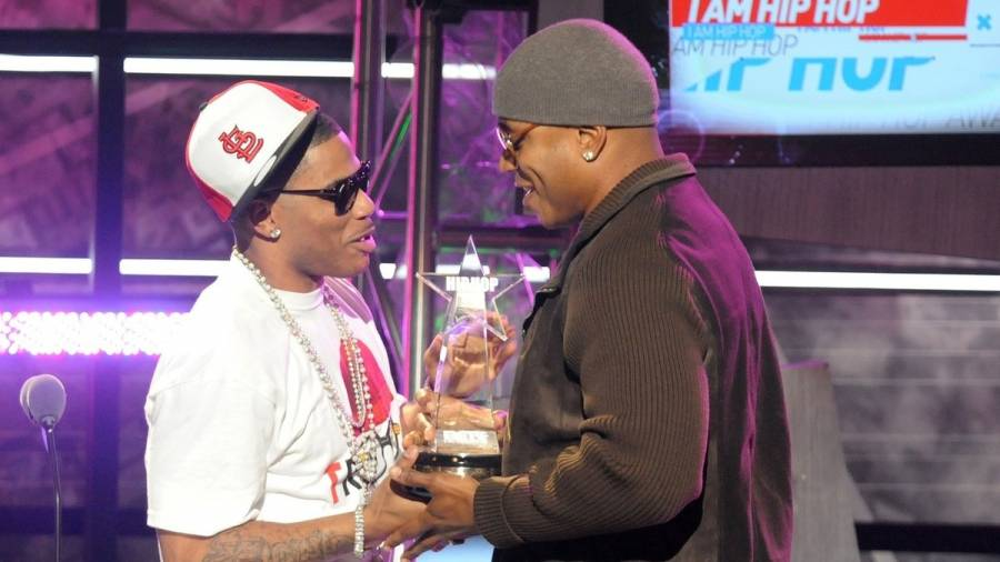 Hip Hop Icons Nelly & LL COOL J Turning To Dance Reality TV