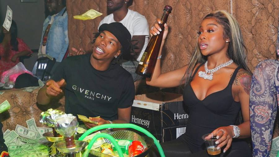 Lil Baby Professes His Love For Girlfriend Jayda Cheaves On Instagram