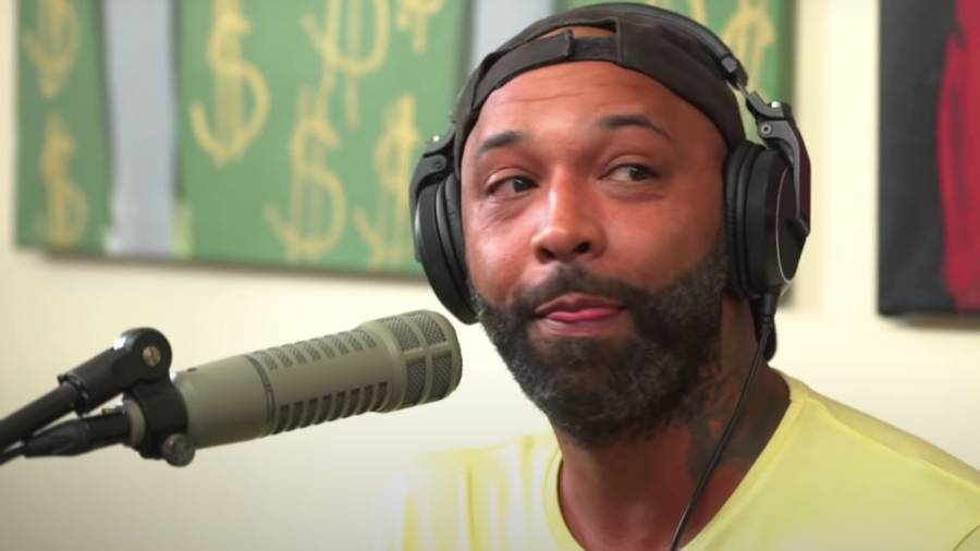 Joe Budden Denies Domestic Abuse Allegations As He Firmly States 'I Don't Fuck Dogs'