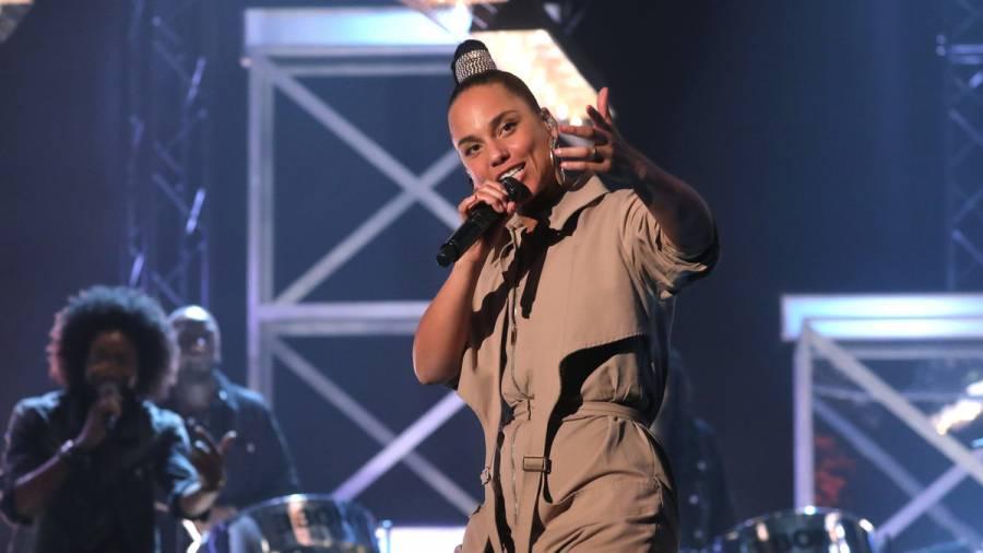 Alicia Keys & NFL Establish $1B Black Business Fund A Year After JAY-Z Deal