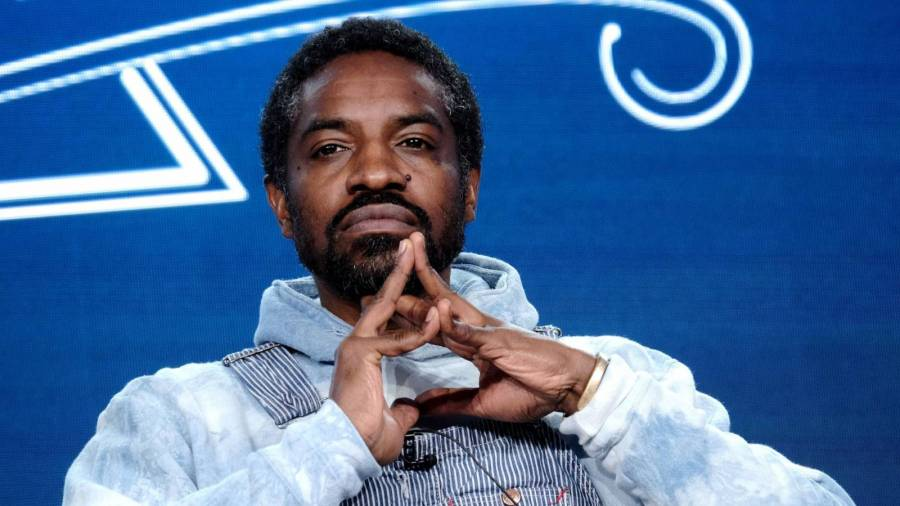 André 3000 Could've Died As A Kid —If Not For A Stranger With A 'Suitcase'-Sized Cell Phone