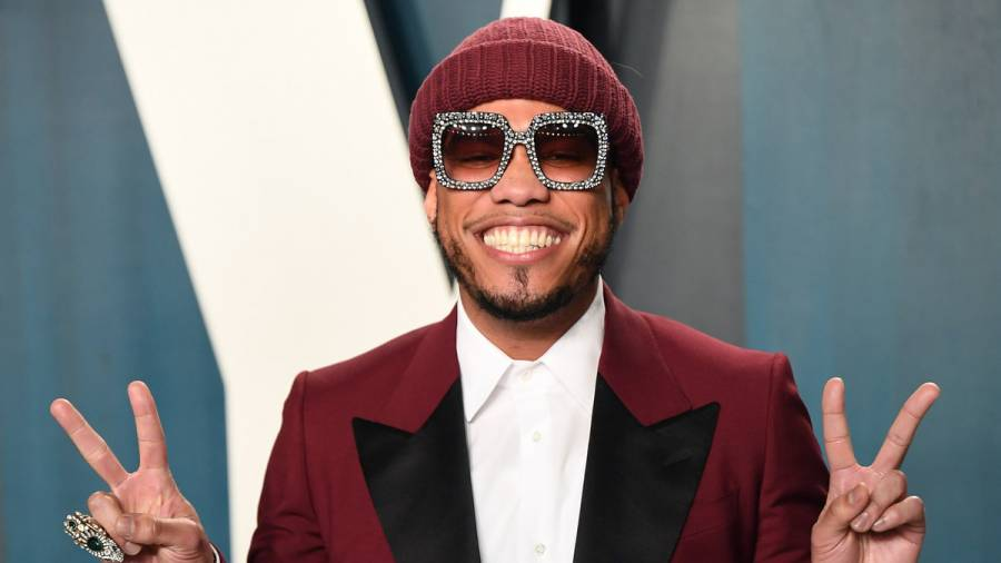 Anderson .Paak Follows Travis Scott's Lead By Booking Live 'Fortnite' Performance