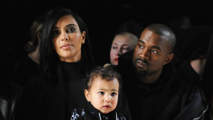 Kanye West Speculates On His Possible Assassination In Grim Note To Daughter