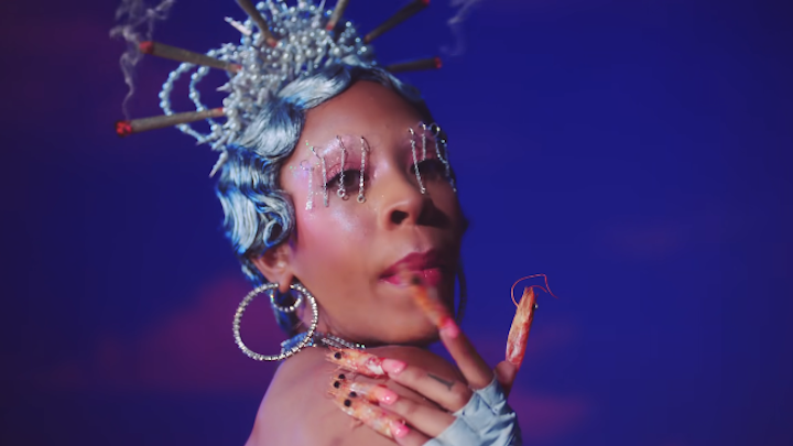 Rico Nasty Blurs The Lines Of Reality In 'Own It' Video