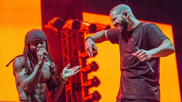 Drake Pays Tribute To Lil Wayne With A Weezy Classic For His Birthday