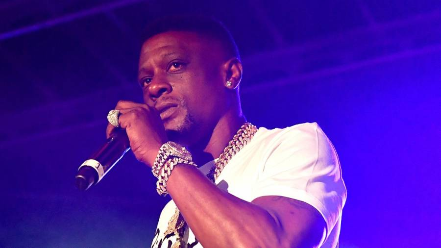 Boosie Badazz Reportedly Shot Outside Dallas Strip Mall 3 Days After Mo3's Death