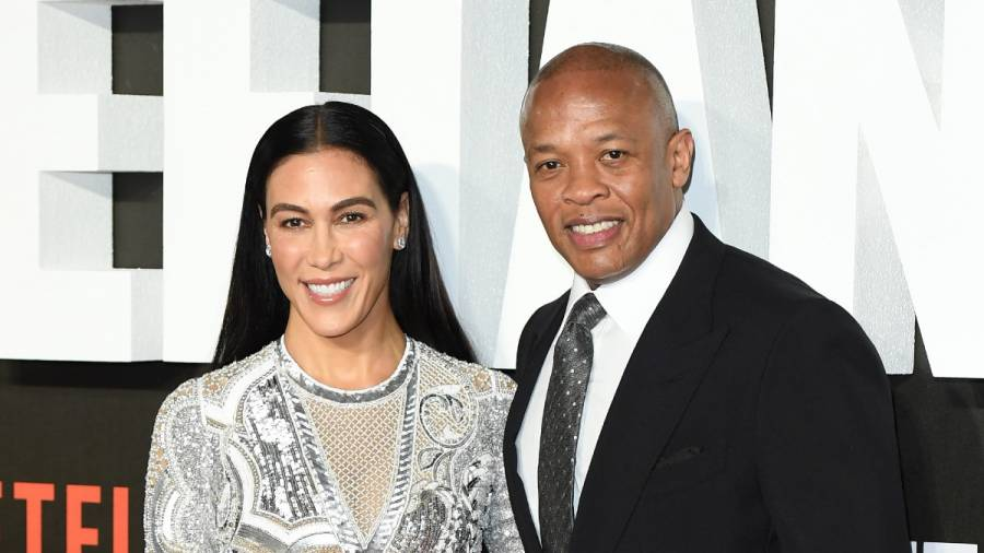 Dr. Dre's Estranged Wife Is Demanding $2M A MONTH To Survive