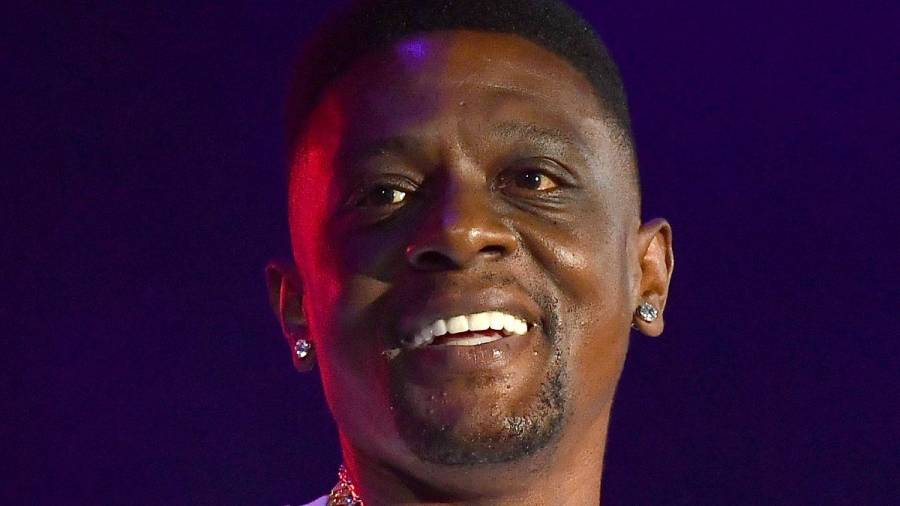 Boosie Badazz Shows Off Gunshot Bandage & Announces Thanksgiving Day Concert