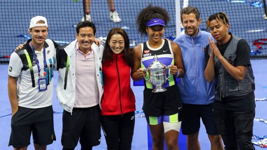 Cordae Supports Girlfriend Naomi Osaka During Her Conquering Of 2020 U.S. Open