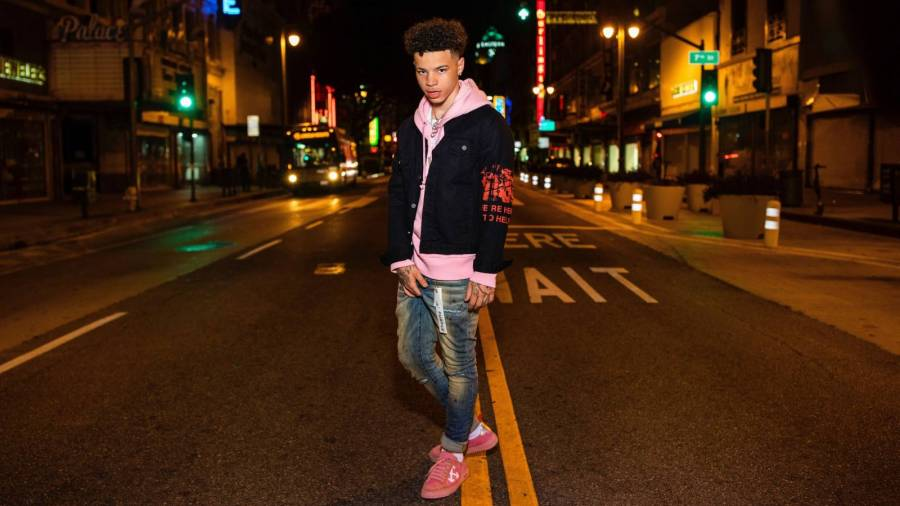 'Blueberry Faygo' Rapper Lil Mosey Says His Life Is Like 50 Cent's 'Get Rich Or Die Tryin' Film