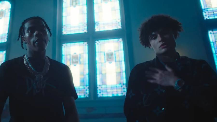 Bankrol Hayden & Lil Baby Connect For Moving 'Drop A Tear' Video