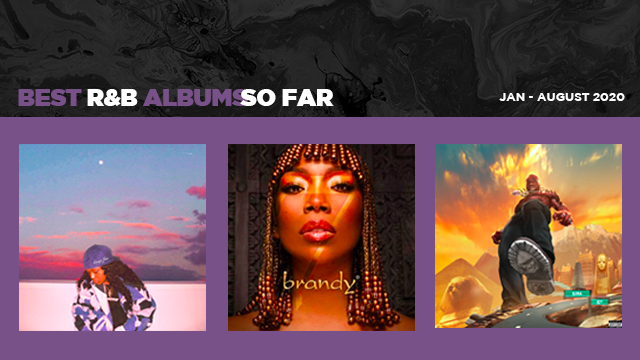 The Best R&B Albums Of 2020 ...so far