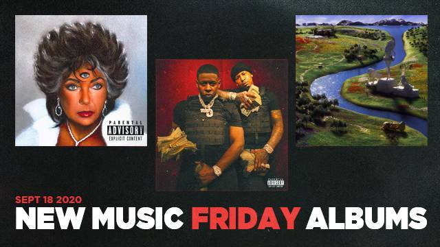New Music Friday - New Albums From Lil Tecca, Moneybagg Yo & Blac Youngsta, Armani Caesar & More