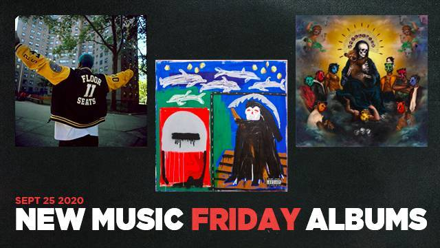 New Music Friday - New Albums From A$AP Ferg, Spillage Village, Action Bronson & More