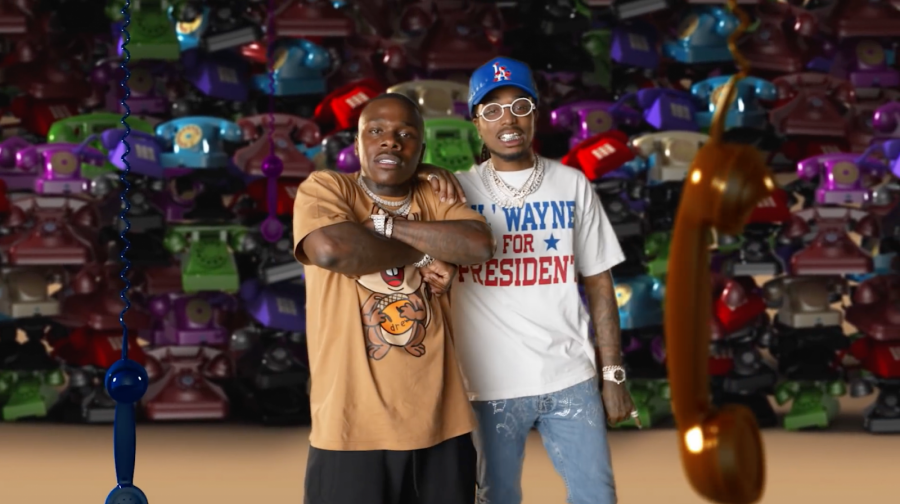 DaBaby & Quavo Enter Alternate Reality In 'Pick Up' Music Video