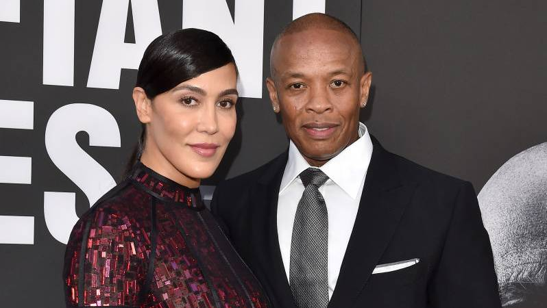 Dr. Dre's Estranged Wife Accused Of 'Decimating' Company Bank Account Amid $1B Divorce
